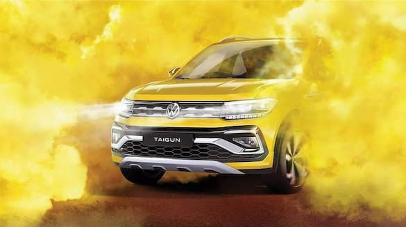 Volkswagen Gets Over 10000 Pre Bookings For Taigun