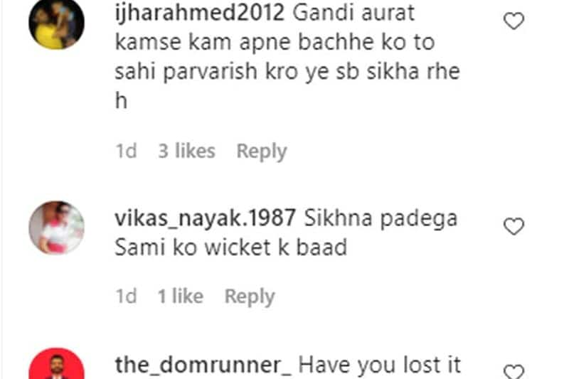 Mohammed Shami wife Hasin Jahan gets trolled after sharing video of her daughter dance