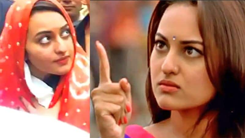 Sonakshi Sinha was asked about weight loss tips, her answer suprised fans