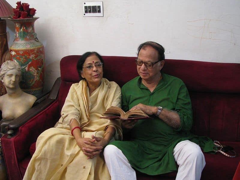 Elocutionist Gouri Ghosh dies today Mamata Banerjee mourn on her death bmm