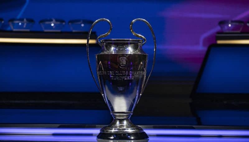 UEFA Champions League group announced,Messi's PSG and Manchester City are in the same group spb