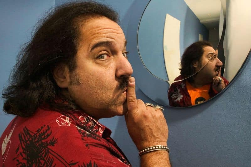 ron jeremy porn star who acted in more than 1700 adult films indicted by court for rape