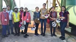 NTPC gift for women engineers on Women Equality day, first batch of all female engineers recruited