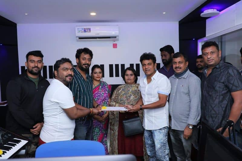 Shivarajkumar announces 125th film Veda with Geetha pictures vcs
