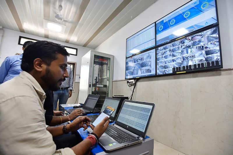 is delhi is the most Surveilled city in the world