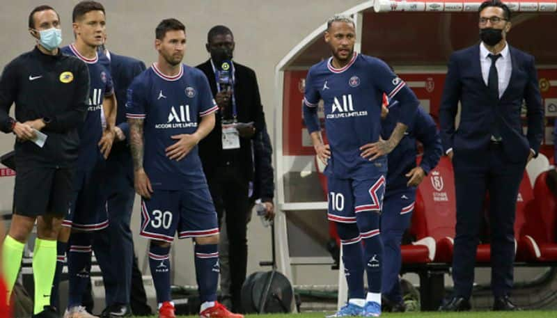 Lionel Messi's adorable picture post PSG debut goes viral (Check it out)-ayh