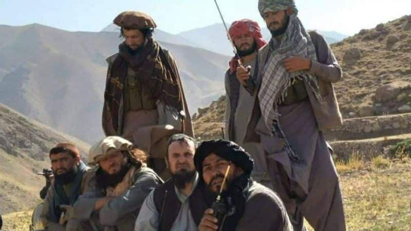 US military withdraws from Afghanistan .. Taliban to celebrate ..!