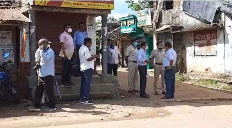 CBI and CID reached in Nandigram on same day for investigation bmm