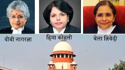 History created in Supreme Court, 9 judges including three women justices took oath