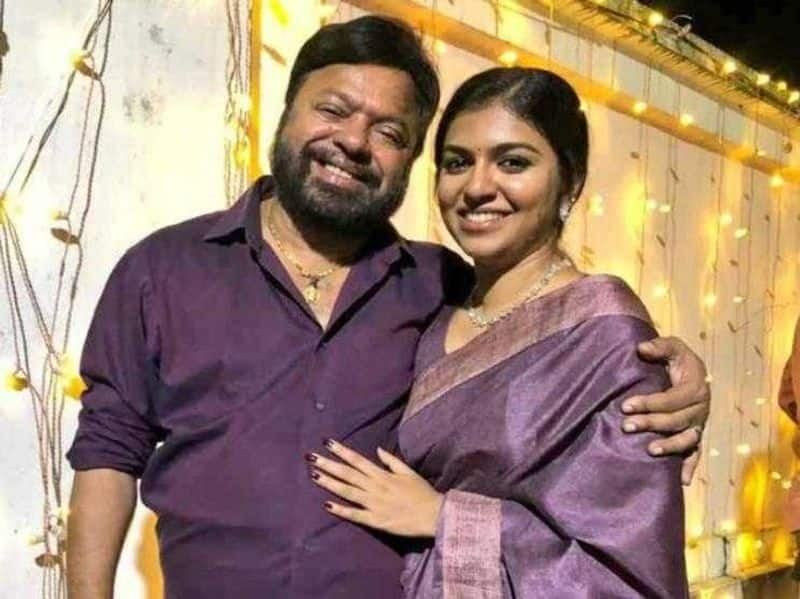 Young heroine father passed away