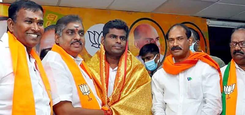 Empty protest politics, DMK has lost faith among farmers .. Annamalai Statement.