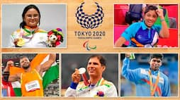 Tokyo Paralympics 2020 Indian athletes medal tally update