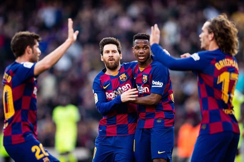 Barcelona announces Lionel Messi's successor in No 10 shirt