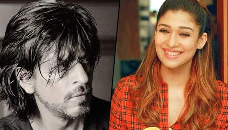 another Tamil actress has teamed up with atlee  and Shah RukhKhan movie