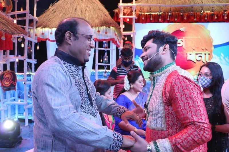 zee bangla arrange mahayala special program on 6 October bjc