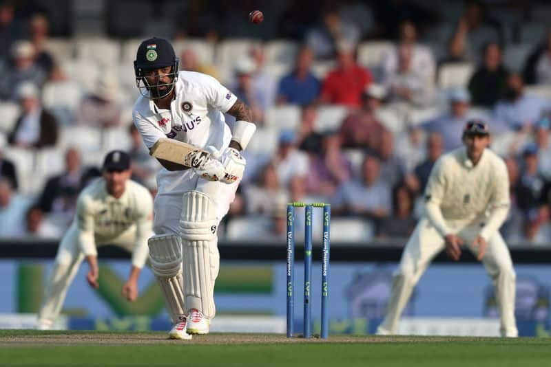 KL Rahul fined for breaching ICC Code of Conduct at Oval