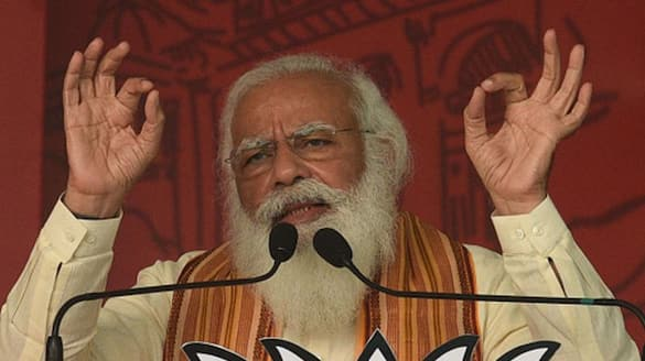 Change in power happened without negotiation in Afghanistan, said Narendra Modi bpsb