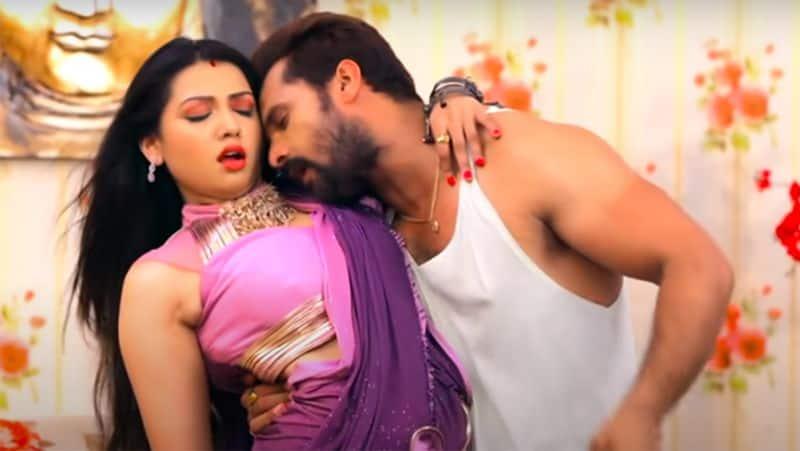 Khesari Lal yadav and Raksha Gupta New Bhojpuri Song Darad Uthela Released