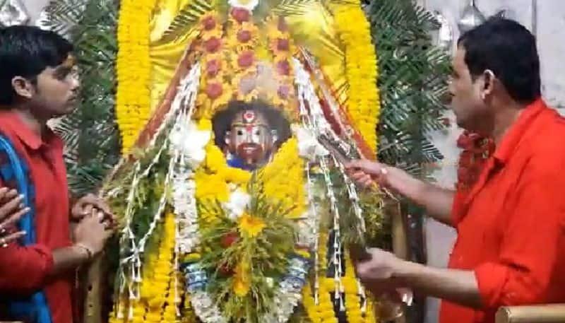 A special pujo has been held at Tarpith on  Kaushiki Amavasya RTB