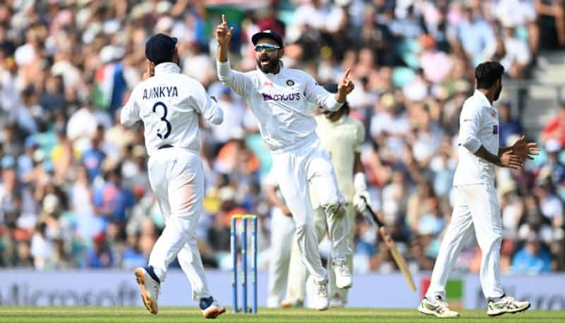 India beat England by 157 runs and win the 4th test at the oval, take 2-1 lead in 5 match series spb