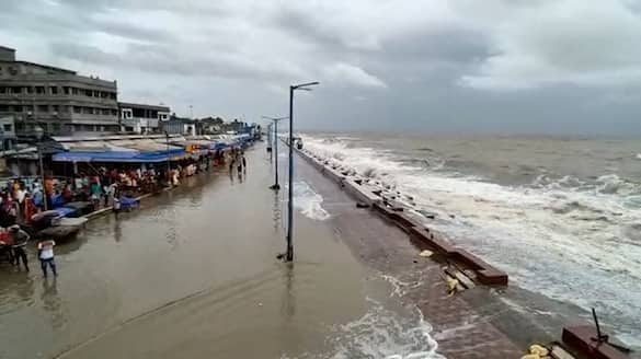 administration has instructed to make Digha tourist free due to gulab bmm