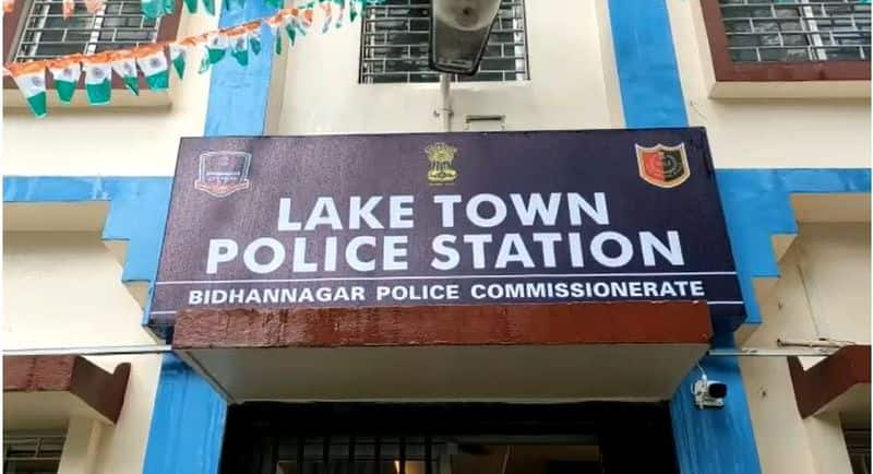 a man arrested from Mangalore in Karnataka by Cyber crime in lake town