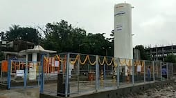 Oxygen Plant was inaugurated at Barasat Hospital bpsb