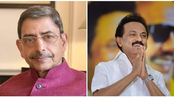 New Governor of Tamil Nadu RN Ravi arrives in Chennai.. Stalin welcomes!