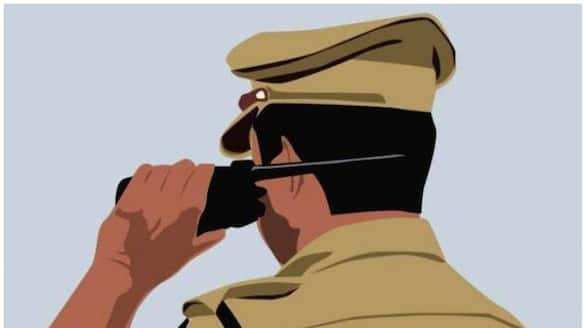 Sub inspector arrested for sexually harassing and beating wife