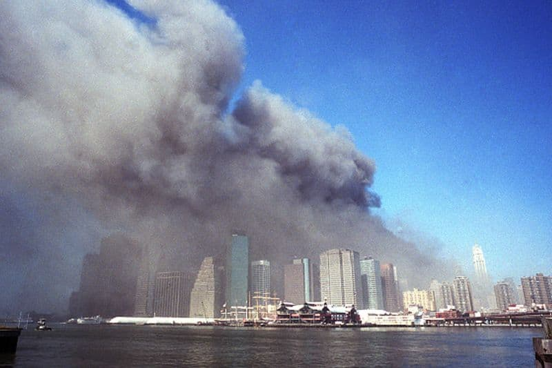 9 11 world trade center attack decades after the attack toxic dust still ails Americans bsm