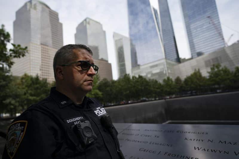ground zero after two decades
