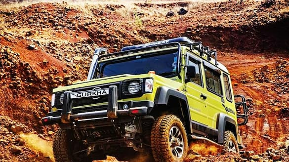Force Motors launches Gurkha 2021 And Price Announced