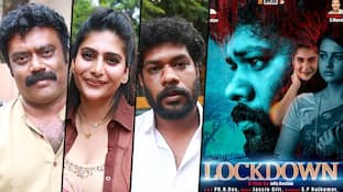 Lockdown movie: Neha Saxena, Amith Jolly Bastin talk about the film and more (Exclusive Interview)
