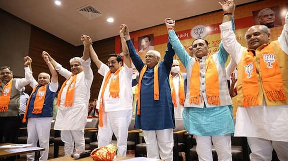 India Rounds Who Is Bhupendra Patel New Gujarat Chief Minister mah