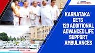 Bengaluru: 120 Advanced Life Support ambulances added under Arogya Kavacha