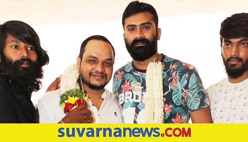 Yogesh Krishi Thapanda Lanke film team thanks Kannada cinema lovers for success vcs