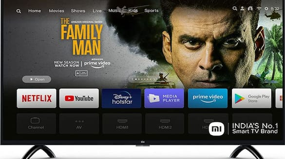 Top deals on 32-inch Smart TVs under Rs 25,000 in Amazon Great Indian Festival