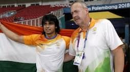 India javelin coach Uwe Hohn sacked