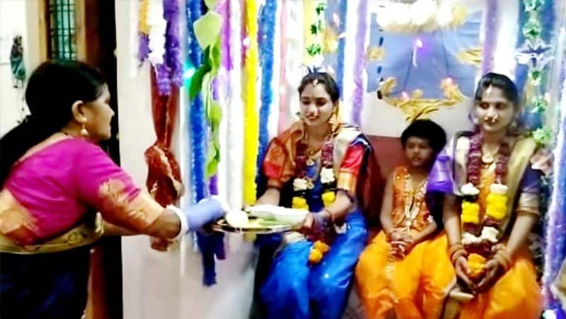 maharashtra news most unique story of mother in law wirh daughter in law relationship in washim