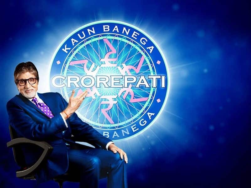 A viewer complains on social media that wrong question has been shown in kbc 13