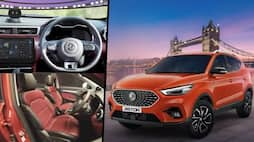 auto MG Astor SUV unveiled officially All about India's first car with AI gcw