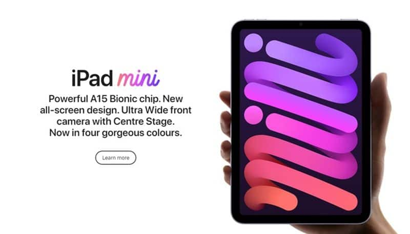 Apple Watch Series 7 With Sleeker Design, iPad mini with 5G Launched: Price, Specs