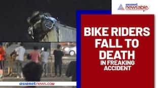 Bengaluru accident: Car rams into bike, riders fall to death from flyover