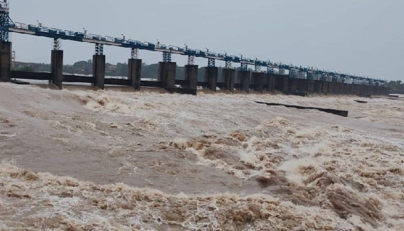 Several Areas of Purulia District submerged due to continuous heavy rain bpsb