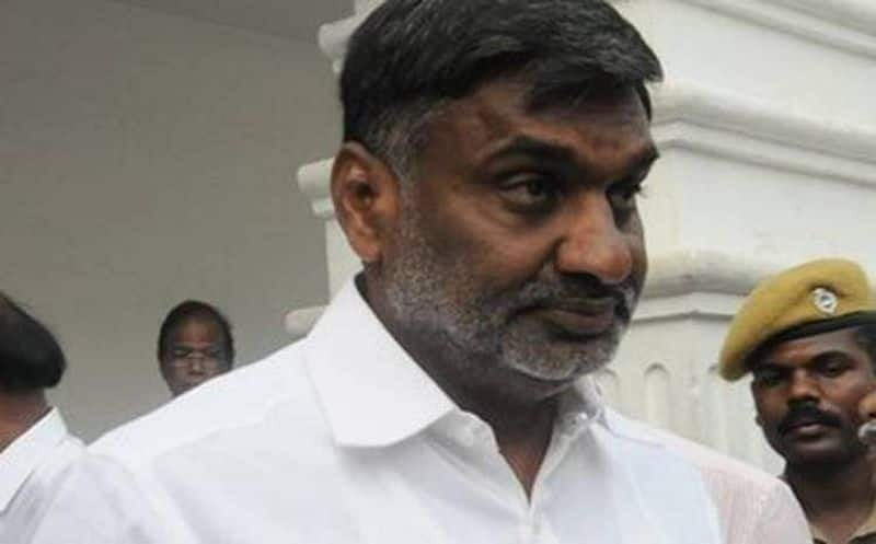 Nothing stuck in the Raid... Former Minister KC Veeramani