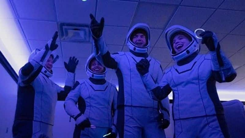 American businessman created history, SpaceX company mission space launch