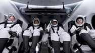 SpaceX Inspiration4 mission tourists return to earth after 3-day terrestrial excursion-dnm