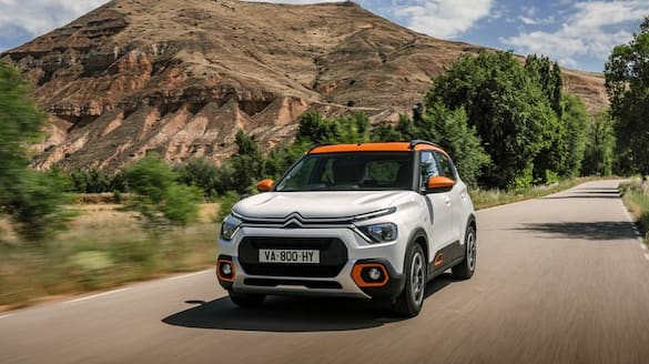 Citroen Unveils a Modern and Robust New C3