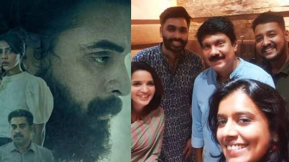 G Venugopal introduce Kanekane film song team