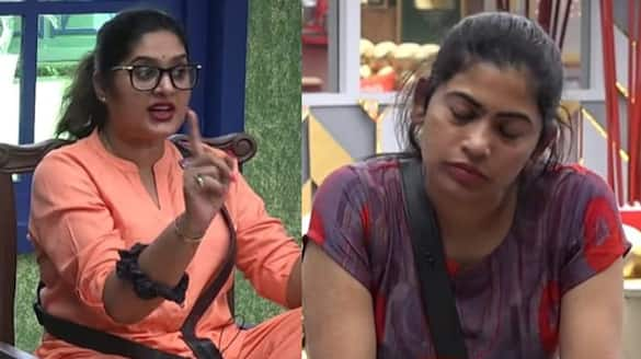 bigg boss latest promo once again task leads to fight among contestants